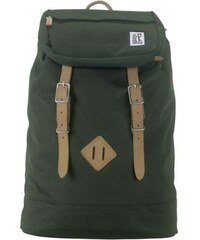 The Pack Society Pánský batoh 999CLA703.26 Solid forest green 3feaa728ef