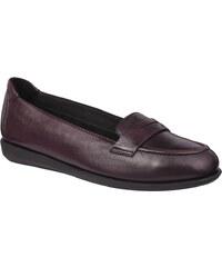 Scholl Phillis burgundi női bőr cipő memory cushion talpbetéttel 37-39 6d944cabfd