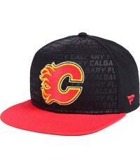 wholesale dealer 72f12 9b493 Calgary Flames čepice flat kšiltovka Rinkside Snapback Fanatics Branded  66435