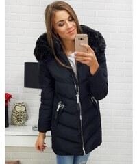 DStreet bunda dámská zimní MAITE (ty0280) s kožíškem 1b8a85e181