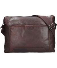 Pánská taška přes rameno Lagen Pierce - světle hnědá - Glami.cz fd6067bed6
