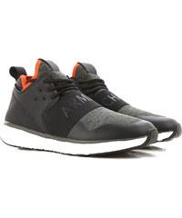 2b55cb27a1 Sneakersy EMPORIO ARMANI - X4X212 XF187 00002 Black - Glami.sk