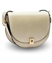 L S Fashion Kabelka Beige Anna Grace Cross Body Shoulder Bag AG00616 ... da51408d8cb