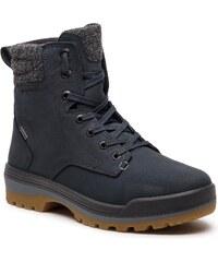 Outdoorová obuv LOWA - Oslo II Gtx Mid GORE-TEX 410541 Navy 0649 78d301500e