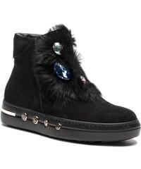 Magasított cipő BALDININI - 948033TKIDI000000RNX Nero 3813f13f76
