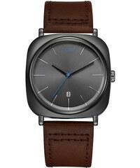 6384a65c5c1 Tomi pánské hodinky Square Vision Black