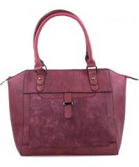 Urban Style Dámská kabelka na rameno CHLOE red 8449 6e528670d5