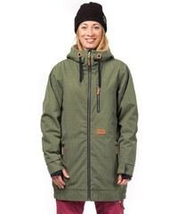 Horsefeathers zelené dámské bundy a kabáty - Glami.cz d86359f7a90