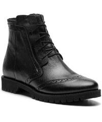 Magasított cipő SAGAN - 3254 Czarny Lico 7e9525ea24