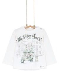 097697cf01 Bebakids Dievčenské tričko Hana s mašličkou
