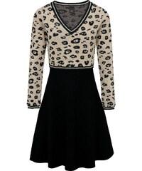 e5fce82a9021 Heine Úpletové šaty černá