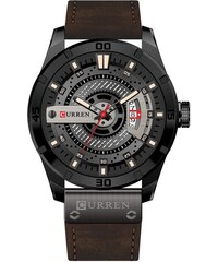 Curren černé pánské hodinky - Glami.cz 1512cd00ee
