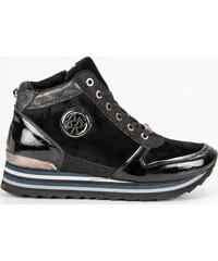 Čierne Dámske topánky z obchodu Londonclub.sk - Glami.sk 7df362db6c2