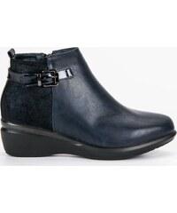 643e1e41cd4c Tmavo modré Dámske topánky z obchodu Londonclub.sk - Glami.sk