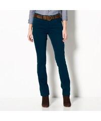 e98a0c68333d Blancheporte Formujúce nohavice s 5 vreckami nám.modrá