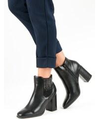 ea0a51b1ab Kylie Elegantné topánky na stĺpci