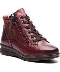 Magasított cipő JANA - 8-26205-21 Bordeaux 549 908d3dcec3