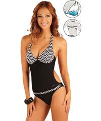 LITEX Jednodílné plavky s košíčky push-up. 7eb161d125