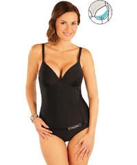 LITEX Jednodílné plavky s košíčky. 7d2f814393