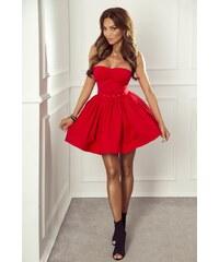 Ewomen Šaty Olivia červené da87a74ae5