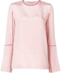 eca7cfeea292 Stella McCartney round neck blouse - Pink