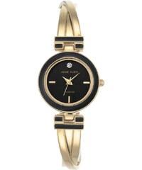 Hodinky Anne Klein gold tone black 919f982350