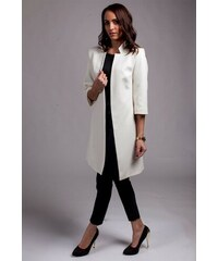 Mattire Dámský kabát Mattire Comf bílý - bílá 7a43102aaeb