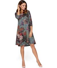 e4b75248c50 KARTES Dámské šaty Květinová pohoda