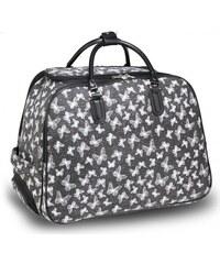 Dámská černá cestovní taška Flynn 1011D 661817dc97