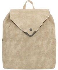 1db53acadc Originální městský batoh khaki - David Jones Ryia Khaki. Detail produktu.  Dámský stylový batoh