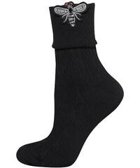 b0d8968b42e Dámské ponožky Soxo z bižuterií