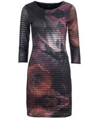 6f1bec381a77 Desigual dámské šaty Rosa Glam L šedá