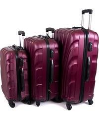 e28c18add Sada cestovných kufrov Tassia