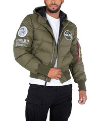 Alpha Industries Hooded Puffer Apollo 11 188142 257 0be6b9f4ea3
