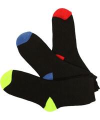 Pesail Teplé vyšší dámské ponožky - 2 pack e47d9f3cfa