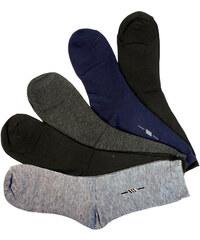 c03c766d22a Rota Klasické levné vyšší pánské ponožky - 5 párů