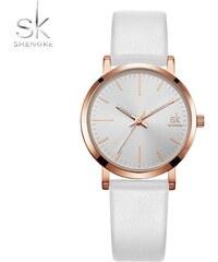 SK Shengke hodinky Masculino White K8039 L03 WHITE b1a8675ab5e