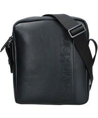 Pánská taška přes rameno Calvin Klein Frencis - černá 1aa847c3dde