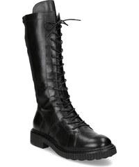 a6a120ac40 Čierne Dámske čižmy a členkové topánky z obchodu Bata.sk