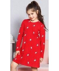 Noční košile dívčí Vienetta Secret MÝVAL 4724ab1629