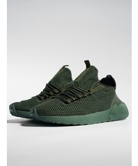 9049611532f Pánské khaki sneakersky Dangerous DNGRS Sneakers 1740
