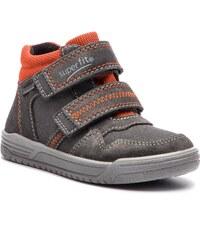 Kotníková obuv SUPERFIT - GORE-TEX 3-09057-20 M Grau Orange 1479fa8ef6