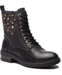 eb9cb5eff4b0 Členková obuv WRANGLER - Gstaad Lace Studs WL182569 Black 62