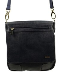 GROSSO BAG pánská tmavě modrá crossbody taška b0afa1f9de7
