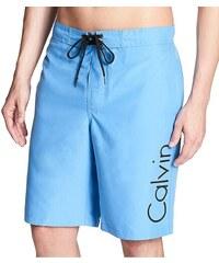 Calvin Klein pánské kraťasy plavky E6081 světle modré 1d66304dac