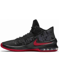 Nike Air max infuriate 2 mid BLACK UNIVERSITY RED-ANTHRACITE 4971316b48a