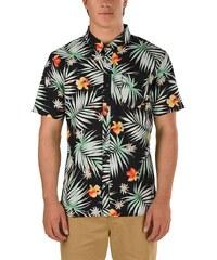 vans Pánská košile daintree black decay palm XL e1b7bc6de6