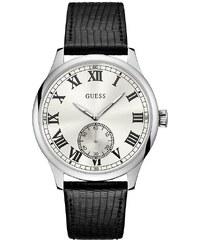 GUESS pánské hodinky Silver-Tone Analog 67d8ded1c0