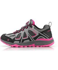 c3ce02f28c5 ALPINE PRO LINNET Uni outdoorová obuv UBTM175411 fuchsiová 41