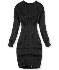 b02d1c8e8703 Čierne Šaty s dlhým rukávom z obchodu Butikovo.sk - Glami.sk